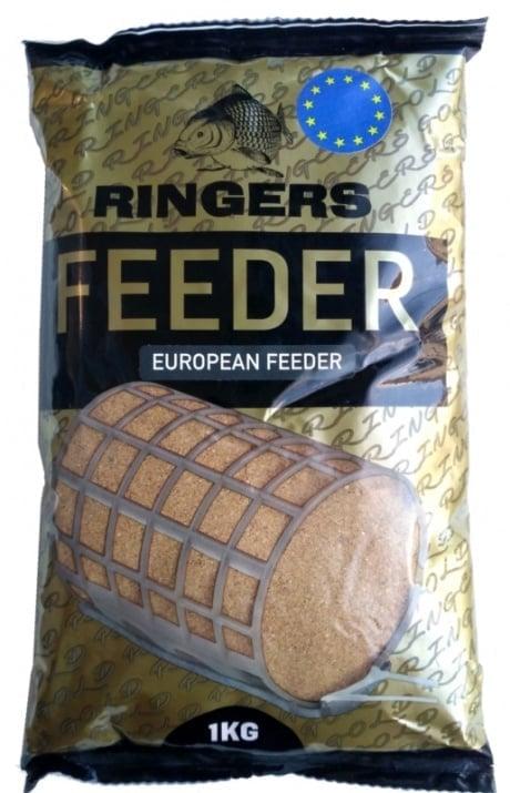 Ringers European feeder groundbait Захранка Кафяв - PRNG EFGB
