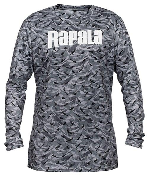 Блузa Rapala Long Sleeve Lure Camo UPF Shirt Блуза