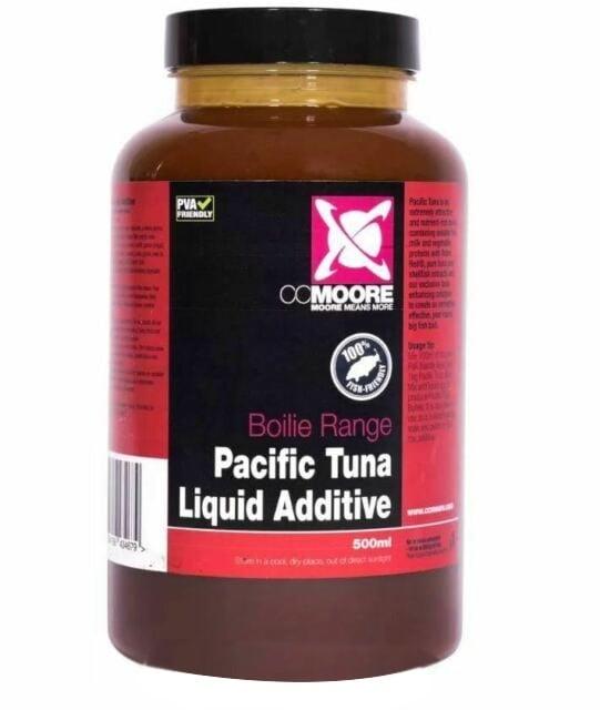 CC MOORE Pacific Tuna Liquid Additive Атрактант
