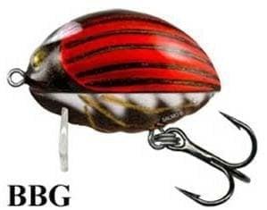 Salmo Lil Bug Floating Воблер BG3 WSP BG3 BBG