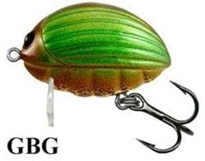 Salmo Lil Bug Floating Воблер BG3 WSP BG3 GBG