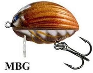 Salmo Lil Bug Floating Воблер BG3 WSP BG3 MBG