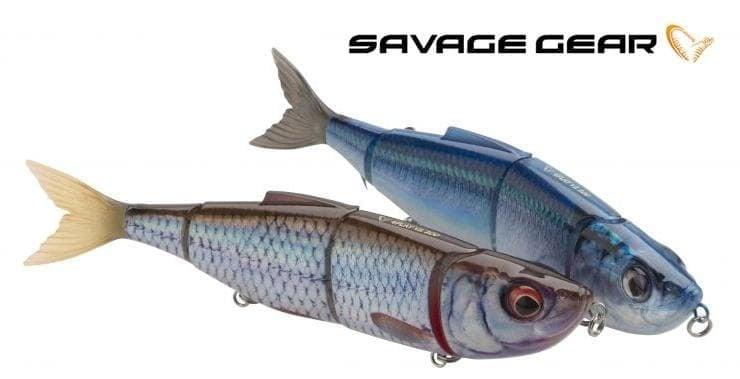 Savage Gear 4PLAY V2 SWIM & JERK Воблер риболов 2