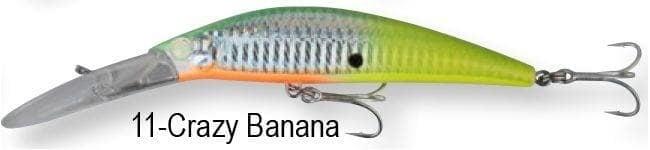 Savage Gear Manic Prey Deep Diver 115 Воблер SG48593 Crazy Banana