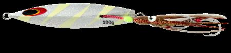 Sea Falcon Drain Inchiku 200гр. Джиг 03 Lighting Glowing Silver