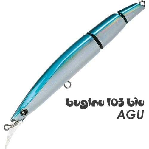 SeaSpin Buginu 105 Воблер BG105-AGU