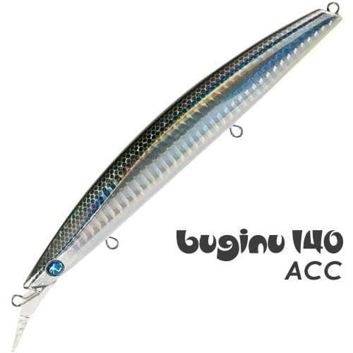 SeaSpin Buginu 140 Воблер BG140-ACC