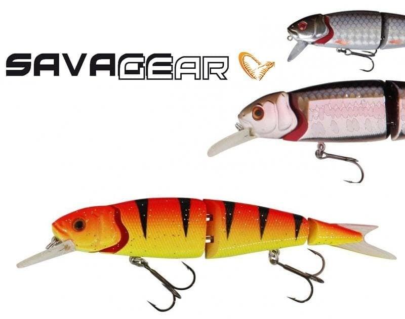 Savage Gear 4Play Herring Lowrider Воблер