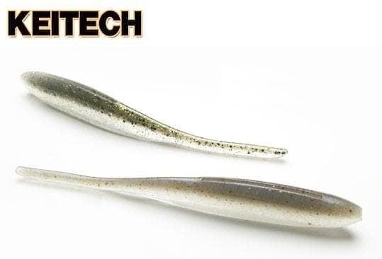 Keitech Shad Impact 4'' Силиконова примамка