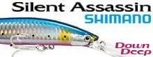 Shimano Exsence Silent Assassin Down Deep 123F Главна
