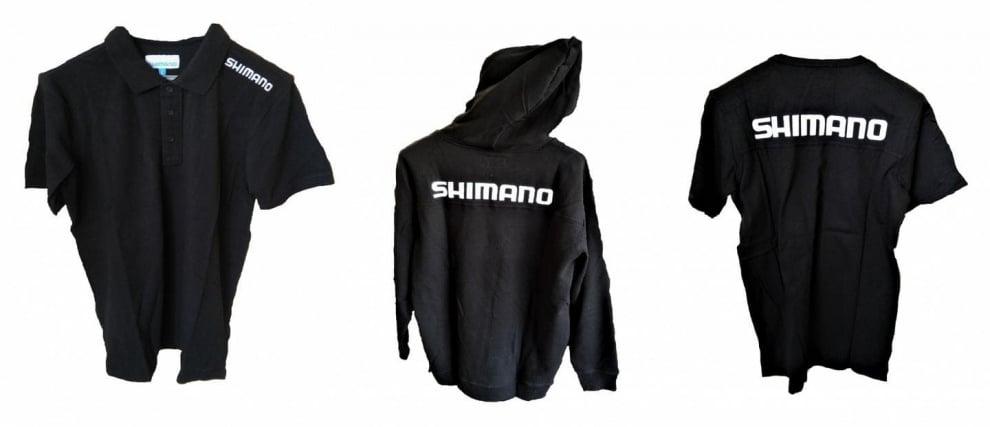Shimano Комплект 3 блузи XL