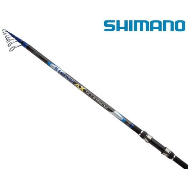 Shimano Nexave AX TE GT 7 400 XH Телескоп