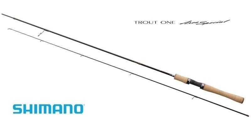 Shimano Trout One Area Special 66UL Спининг въдица