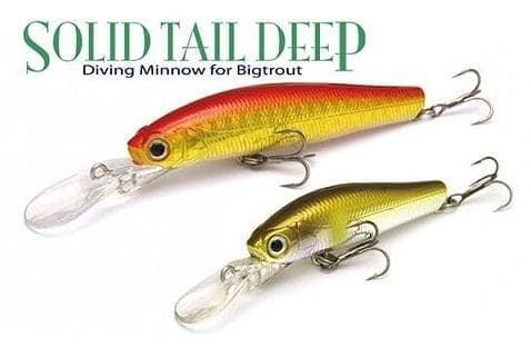 Skagit Designs F014MK Solid Tail Deep 46S Воблер