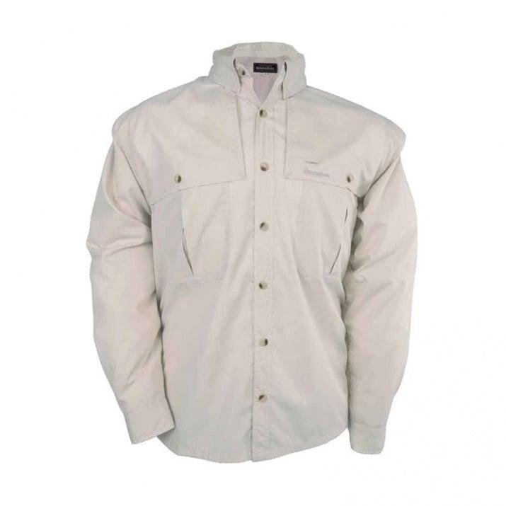 Snowbee Light Риза XL - Stone