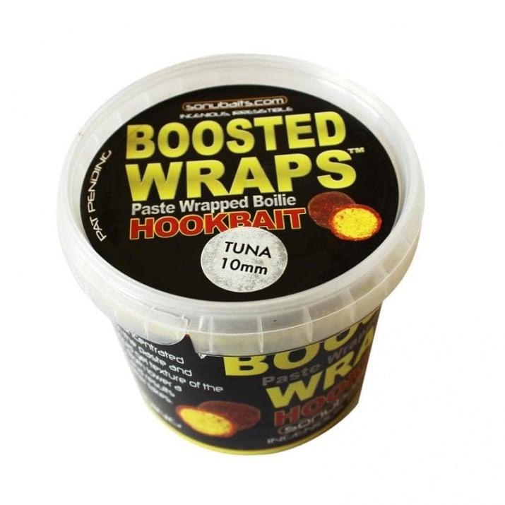 Sonubaits Sonu Boosted Wraps - Tuna 10 mm