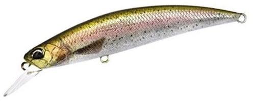 DUO SPEARHEAD RYUKI 80S Воблер CCC3836 Rainbow Trout ND
