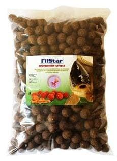 FilStar Протеинови топчета - 3кг. Squid/Octopus
