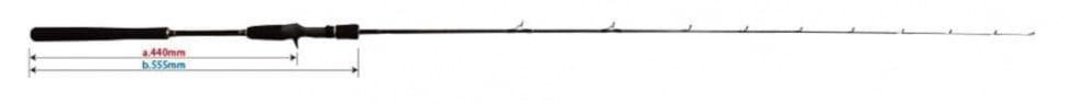 Yamaga Blanks SeaWalk Tairubber Тайръбър въдица SWT-61L