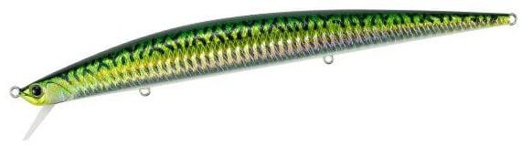 DUO Tide Minnow Slim 175 Воблер AHA0263 Green Mackerel HD