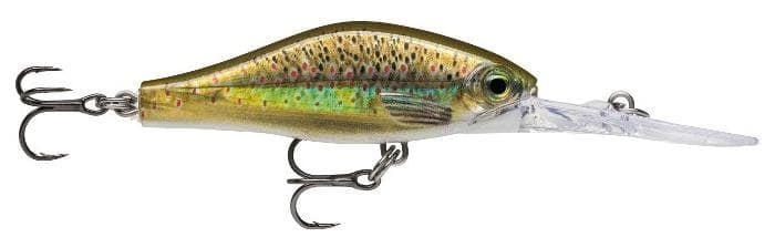Rapala Shadow Rap Jack Deep Воблер SML TRL