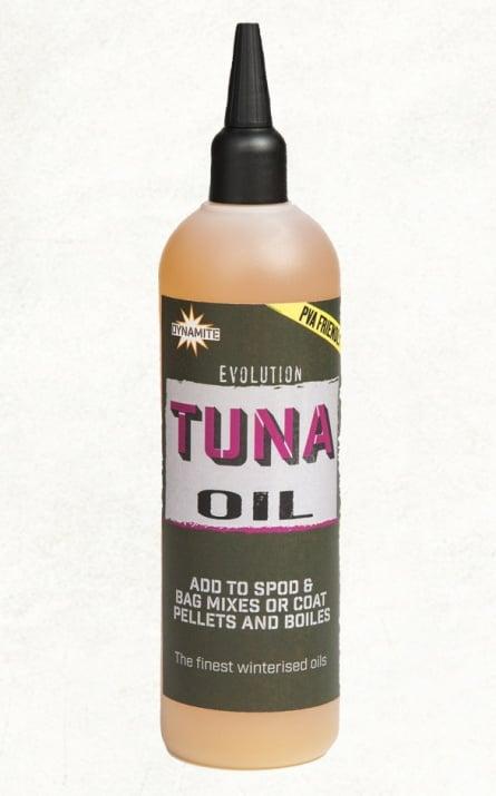 Dynamite Baits Evolution Oils Атрактант Tuna