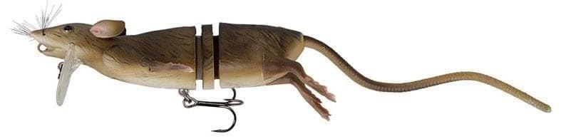 Savage Gear 3D Rat (Rad) Плъх SG53736 (Brown)