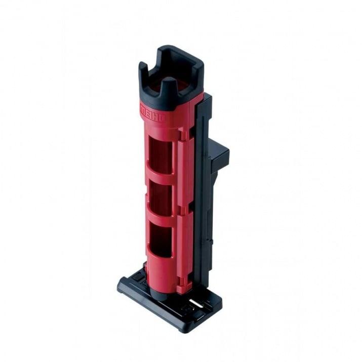 MEIHO BM-280 ROD STAND Стойка за въдица за куфар Red/Black