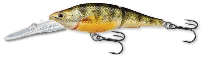 LiveTarget Yellow Perch 98mm Воблер Met/Glass