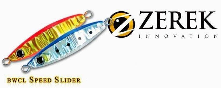 ZEREK Speed Slider 25g Джиг