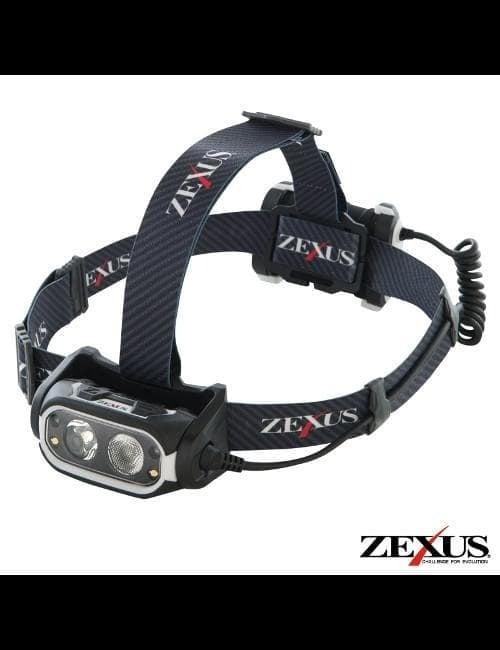 Zexus ZX-R700 Челник Главна