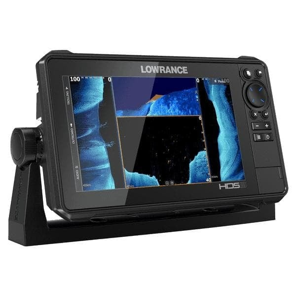 Lowrance HDS 9 LIVE StructureScan 3D Сонда 2