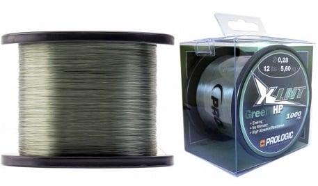 Prologic PL XLNT HP 1000m Монофилно влакно 0.28mm Green