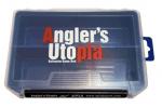 Apia Lure Box Deep Кутия за изкуствени примамки черна