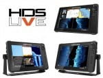 Lowrance HDS 16 LIVE NOXD Сонар 1
