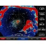 Garmin Oтворен радар GMR™ 12 kW x 6 ft (пиедестал и антена) 2