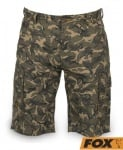Fox Chunk L/W Cargo Shorts Camo Къси панталони