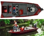 Alumacraft Bass 165 Prowler Лодка2