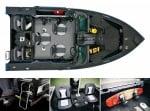 Alumacraft Edge 175 Sport Лодка2