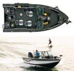 Alumacraft Edge 185 Sport Лодка2