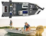 Alumacraft Pro 185 Лодка2