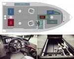 Alumacraft Tournament Pro 185 CS Лодка2