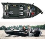 Alumacraft Voyageur 175 Лодка2
