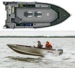 Alumacraft Yukon 180 Лодка2