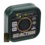 Carp Spirit Re-Action Braid 20m Camo Green Монофилно влакно