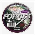 Unitika Silver Thread Forcix