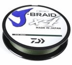 Daiwa J-Braid X4 GRN Плетено влакно JBX4GRN270-017