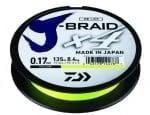 Daiwa J-Braid X4 YE Плетено влакно