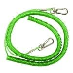 DAM Safety Coil Cord With Snap Lock 90-250cm Връв за въдица