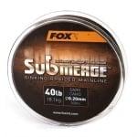 Fox Submerge Braid Dark Camo Плетено влакно